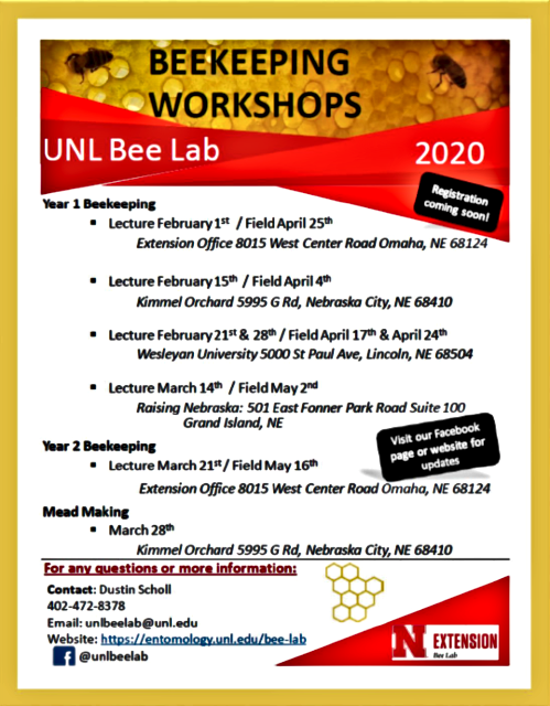 2020 01 15 UNL Bee workshop 1