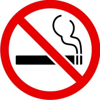 No Smoking Sign 1