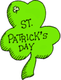 Free shamrock clipart public domain holiday stpatrick clip art 20 1
