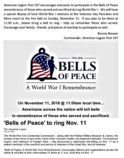 2018 10 31 VETS Bells of Peace Page 1 1