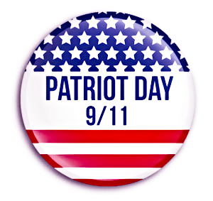 PATRIOT DAY BUTTON