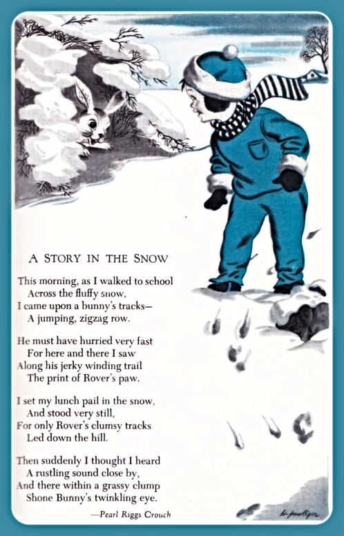 2019 01 23 Story in the Snow