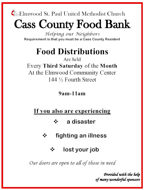 2019 04 10 ELM CC Food bank