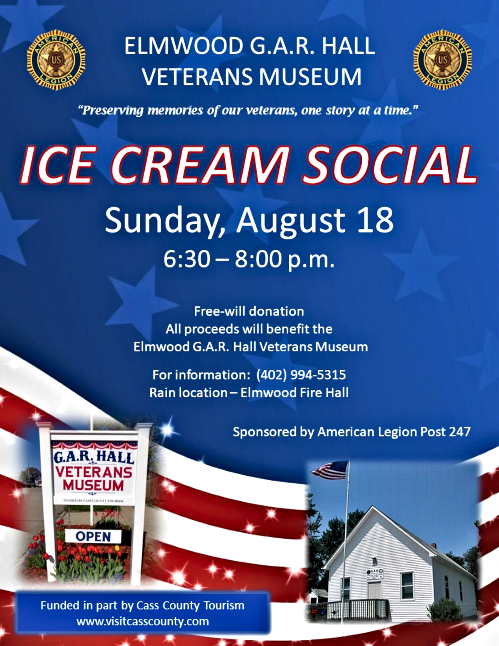 2019 08 05 ELM Ice Cream Social