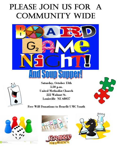 2018 09 26 LSV UMC Board game night