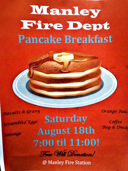 2018 08 14 MNLY FIRE DEPT PANCAKES
