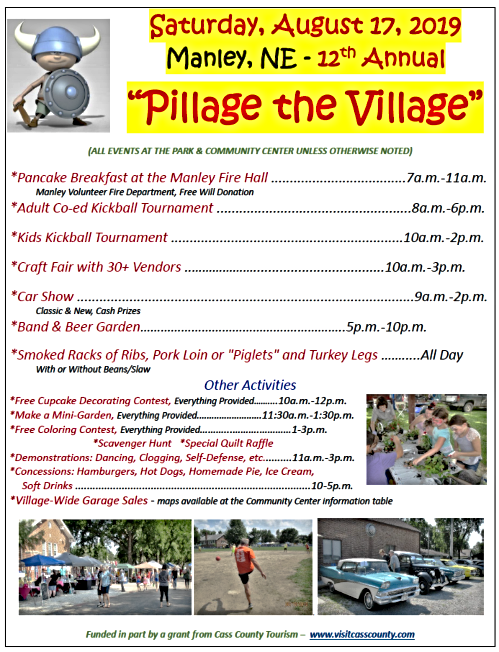 2019 07 03 MNLY Pillage the village 2019 1