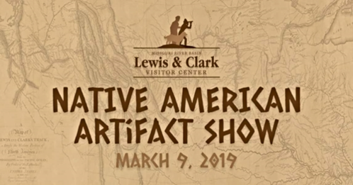 2019 01 30 NC Lewis Clark Native American Artifact Show 500