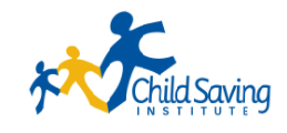 2020 10 07 LOGO CHILD SAVING INSTITUTE