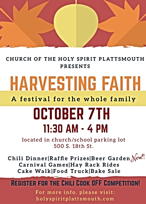2018 08 01 PLT Holy Spirit Fall Fest