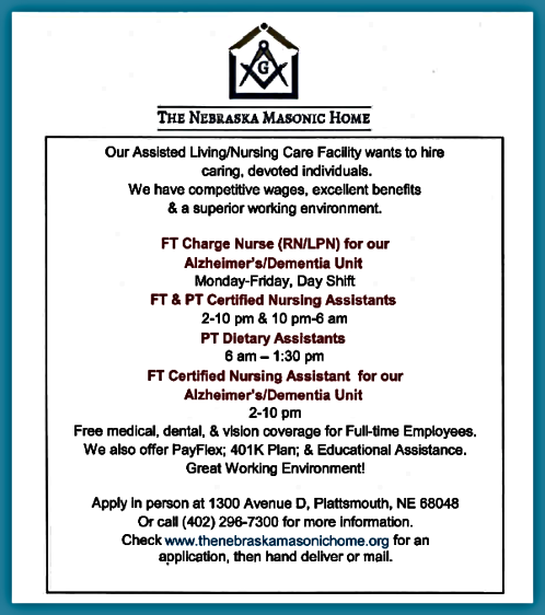 2020 01 22 PLT Masonic Home Jobs 1