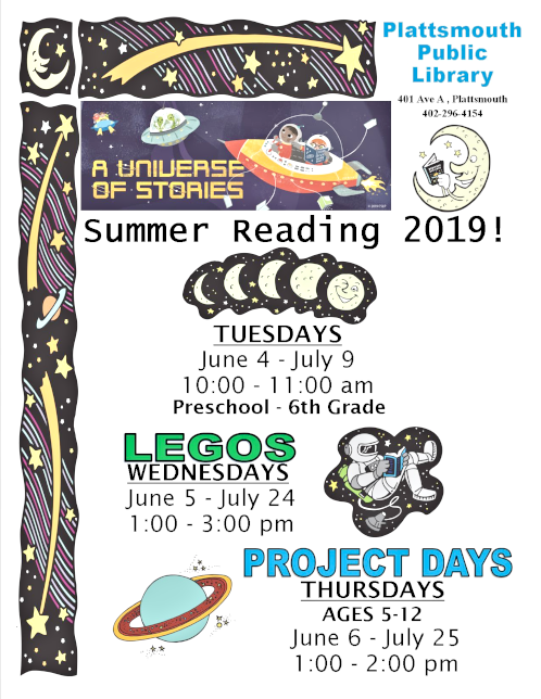 2019 05 29 PLT LIB summer reading 2