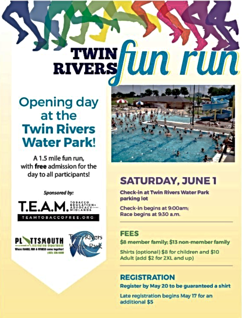 2019 03 13 PLT Twin Rivers fun run