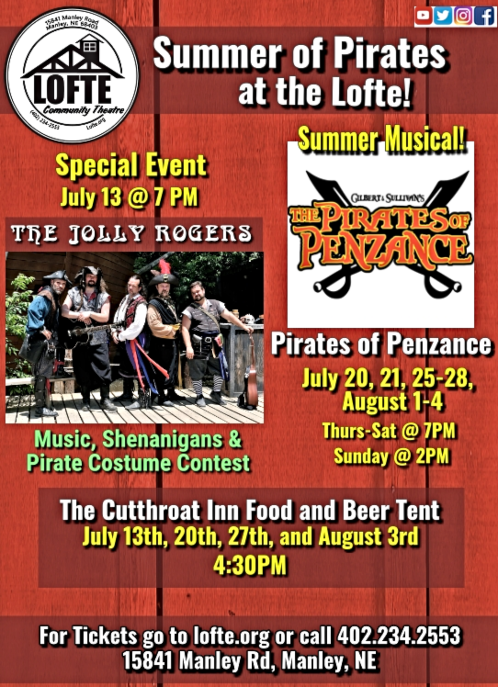 2019 07 10 LOFTE summer of pirates july 7th