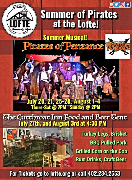 2019 07 24 LOFTE summer of pirates