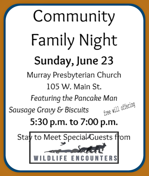 2019 05 29 MRY PRESBYTERIAN family night pancakes 1
